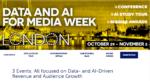 8th Data & AI for media Week w Londynie