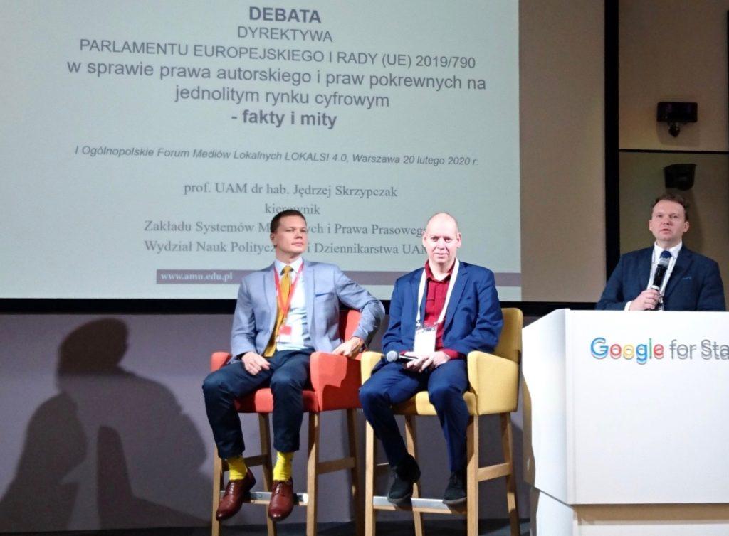 Lokalsi 4.0 konferencja w Google for Startups Campus