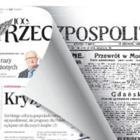"""Dziennik """"Rzeczpospolita"""" obchodzi 100-lecie"""